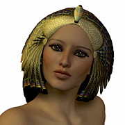 Corey Ford - Egyptian Woman Face