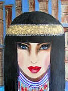 Suzanne Thomas - Egyptian Woman