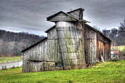 Pennsylvania Barns Digital Art - EI-EI-EIO Old McDonald Has a Farm by David Simons
