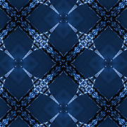 Blue Art Digital Art - Eiffel Art 30 by Mike McGlothlen