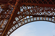 Grate Photos - Eiffel at Dusk by Evie Carrier