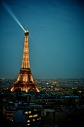 France Photo Originals - Eiffel Lighthouse by Matt MacMillan