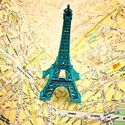 BERNARD JAUBERT - Eiffel Tower