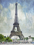 Elaine Teague - Eiffel Tower