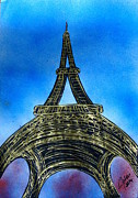 Fethi Canbaz - Eiffel Tower