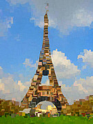 Bruce Nutting - Eiffel Tower France