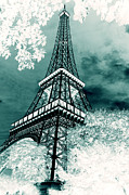 Micah May - Eiffel Tower in X ray