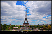 Dany  Lison - Eiffel Tower - Paris
