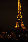 Lamps Posters - Eiffel Tower - Paris France - 011321 Poster by DC Photographer