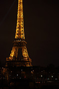 Romance Acrylic Prints - Eiffel Tower - Paris France - 011323 Acrylic Print by DC Photographer