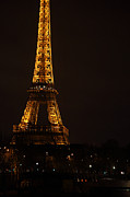 Icon Art - Eiffel Tower - Paris France - 011325 by DC Photographer
