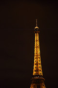Eifelturm Prints - Eiffel Tower - Paris France - 011327 Print by DC Photographer