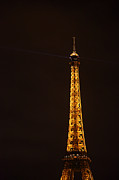 Romance Photo Prints - Eiffel Tower - Paris France - 011329 Print by DC Photographer