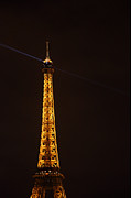 Eiffel Tower - Paris France - 011331 Print by DC Photographer