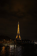 French Prints - Eiffel Tower - Paris France - 011338 Print by DC Photographer