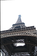 Tower Photo Acrylic Prints - Eiffel Tower - Paris France - 01134 Acrylic Print by DC Photographer