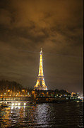 View Photo Prints - Eiffel Tower - Paris France - 011343 Print by DC Photographer