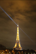Eifeltower Prints - Eiffel Tower - Paris France - 011349 Print by DC Photographer