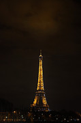 Eiffel Tower - Paris France - 011350 Print by DC Photographer