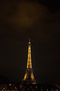 Eiffel Tower - Paris France - 011353 Print by DC Photographer