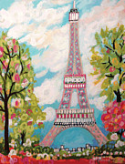 Karen Fields - Eiffel Tower Sweet
