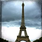 BERNARD JAUBERT - Eiffel Tower. Tour Eiffel. Paris