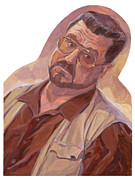 Walter Sobchak Paintings - Eight Year Olds Dude Eight Year Olds by Shawn Shea