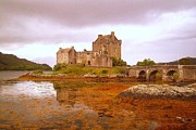 Bill Lighterness - Eilean Donan Castle...