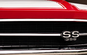 V8 Chevelle Posters - El Camino 07 Poster by Rick Piper Photography