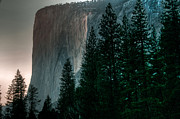 Connie Cooper-Edwards - El Capitan and Horsetail...