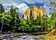 Nadine and Bob Johnston - El Capitan Yosemite...