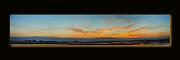 Jeff Brunton - El Golfo de Santa Clara Sunset Pan 1