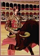 El Matador Print by Ronald Chambers