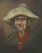 Cowboy Digital Art Prints - El Mestizo Print by Dwayne Glapion