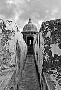 Rock Shelter Metal Prints - El Moro Sentry Post Metal Print by Jim Chamberlain