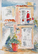 Balcony Originals - El Picaflor Gallery - Tlaquepaque by Pat Katz