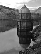 Pumping Station Prints - Elan Valley Print by David Otter