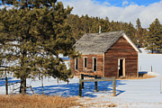 Christy Patino - Elderly Wyoming Homestead