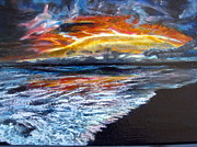 LaVonne Hand - Electrifying Sunset