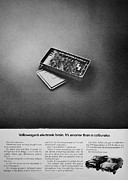 60s Photos - Electronic Brain by Benjamin Yeager