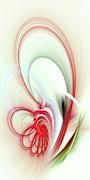 Elegance Print by Anastasiya Malakhova