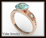 Roi Avidar - Elegant And Unique Blue...