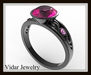 Roi Avidar - Elegant And Unique Pink...