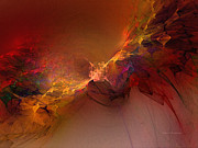 Carlita Cooly - Elemental Force-Abstract...