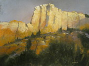 Thomas Moran Originals - Eleven Mile Canyon by Darryl Steele