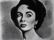 Elizabeth Taylor Originals - Elizabeth Taylor by Samantha Howell