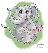 John Keaton - Elsie The Elephant