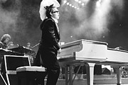 Elton John #2 Print by Chris Deutsch