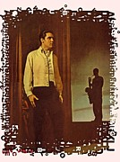 Movie Poster Prints Framed Prints - Elvis Aaron Presley Framed Print by Movie Poster Prints