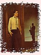 Elvis Aaron Presley Print by Movie Poster Prints